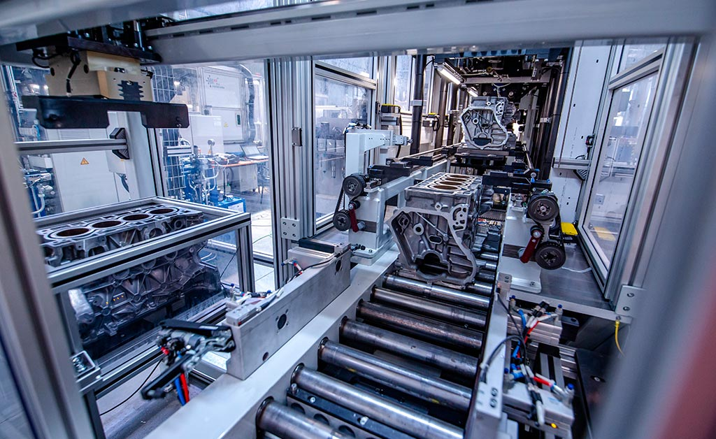 Nowy projekt – bloki silnika dla PSA